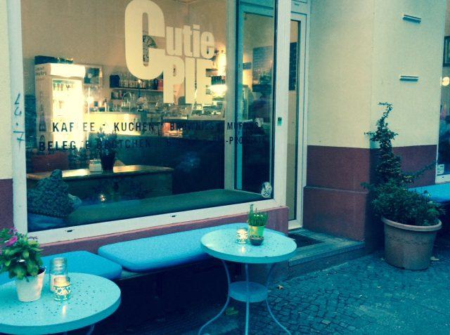 Café Cutie Pie Morgenstunde